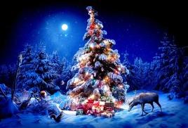 Поздравление от администрации Краскинского городского поселения с Новым Годом!